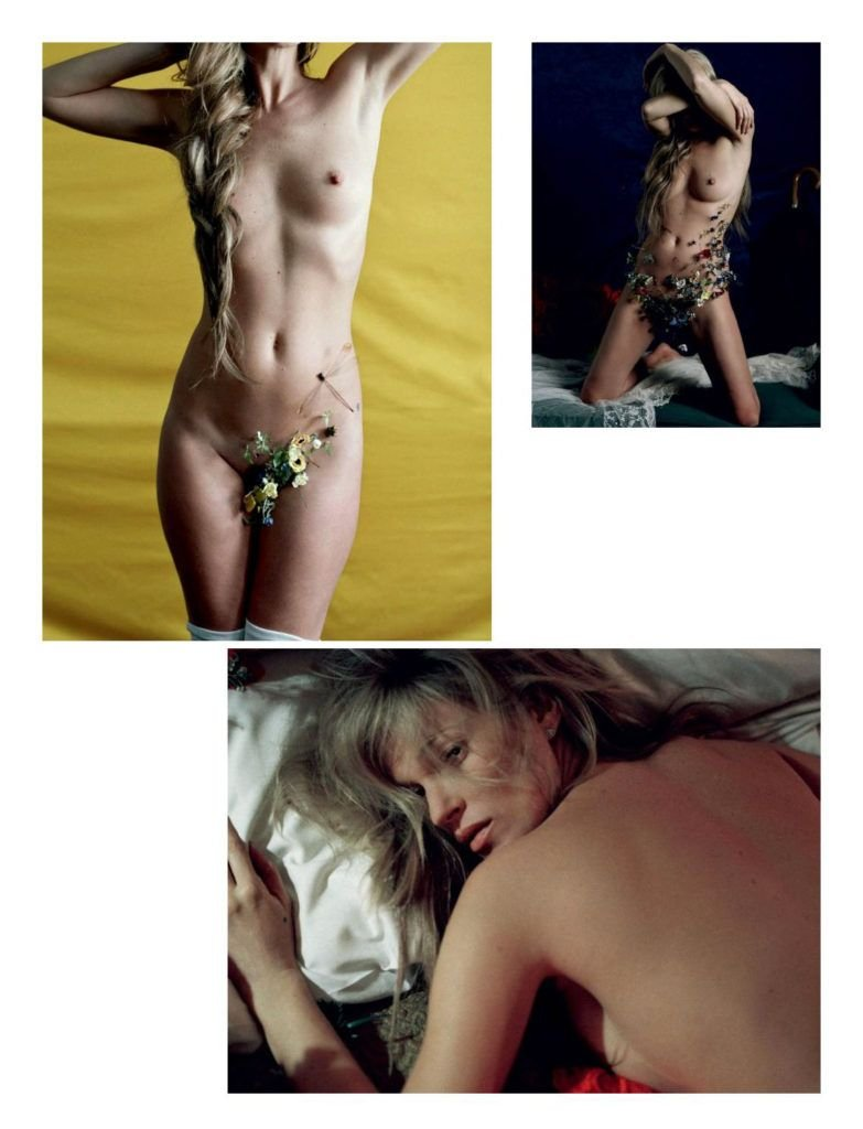 Kate Moss Nude Picture photo 22