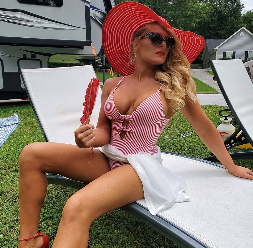 Lacey Evans Wwe Nude photo 29
