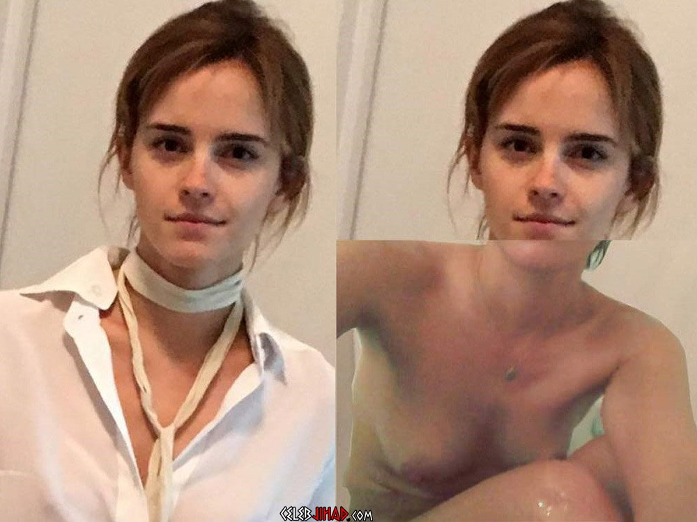 Emma Watson Topless Pictures photo 13