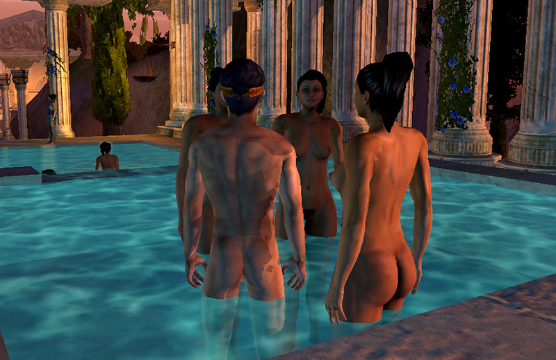 Naked Role Play photo 23