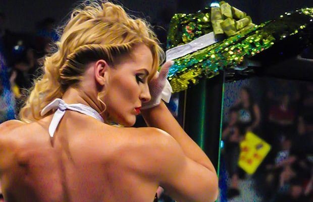 Lacey Evans Wwe Nude photo 10