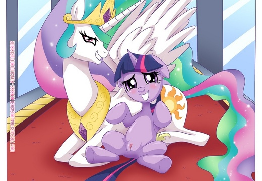 My Little Pony R34 Game photo 25