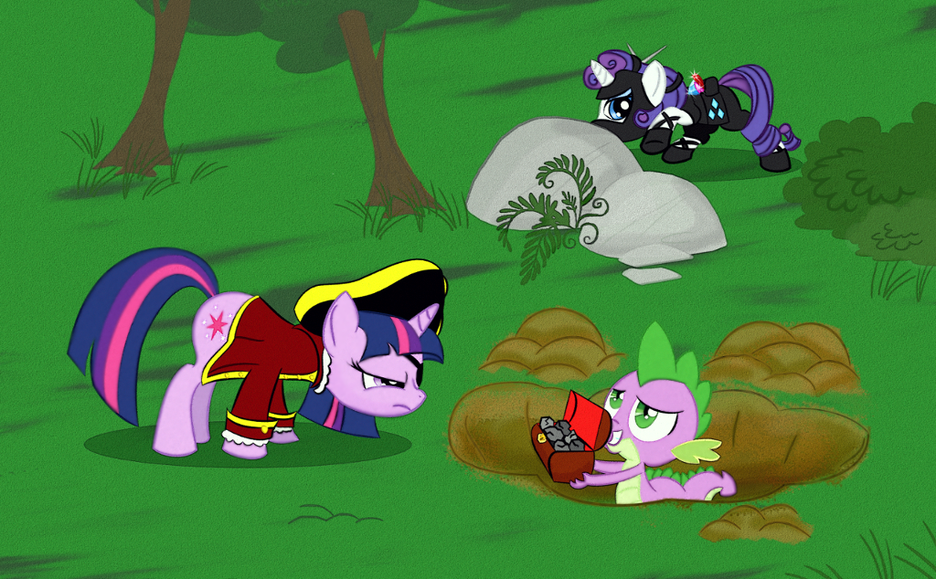 Rarity And Spike Have A Baby photo 6