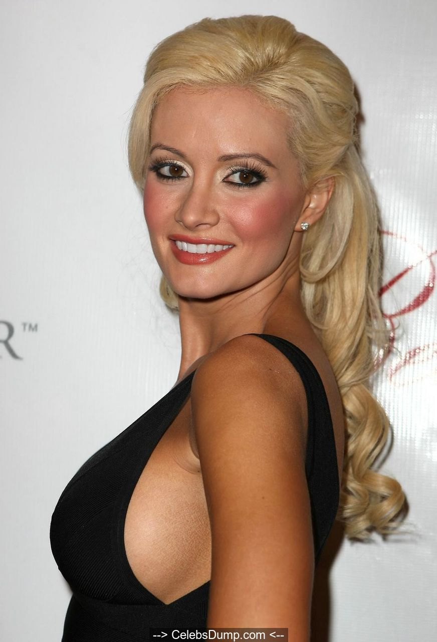 Holly Madison Cleavage photo 3