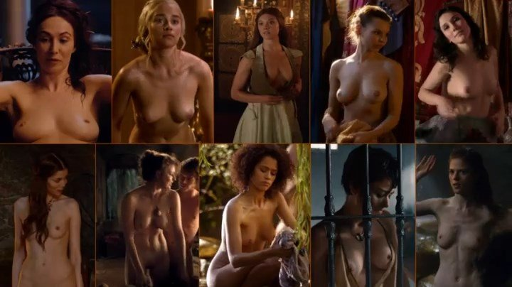 Naked Girl From Game Of Thrones photo 1