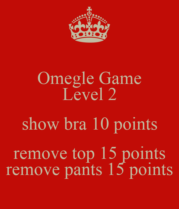 Points Game Omegle photo 8